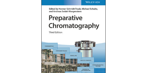 "Zum Artikel ""3rd edition of ""Preparative Chromatography"""""